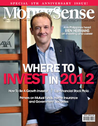 MoneySense Cover Jan-Feb 2012