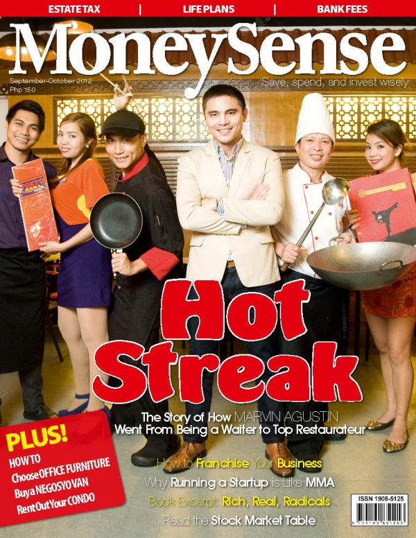 MoneySense Sep-Oct 2012