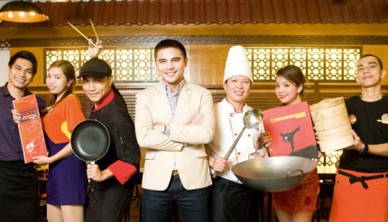 Hot Streak Marvin Agustin Builds His Restaurant Empire