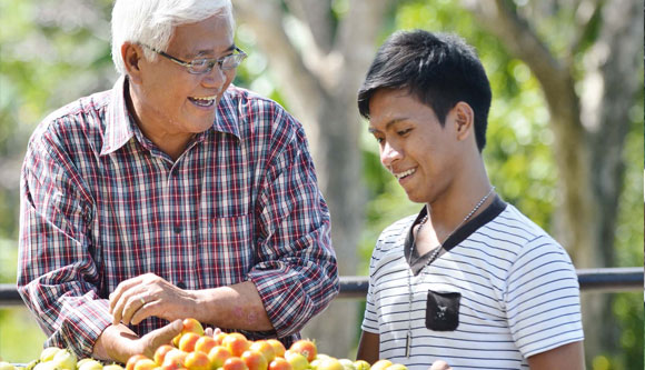 Tony Meloto Dreaming Big for Filipinos