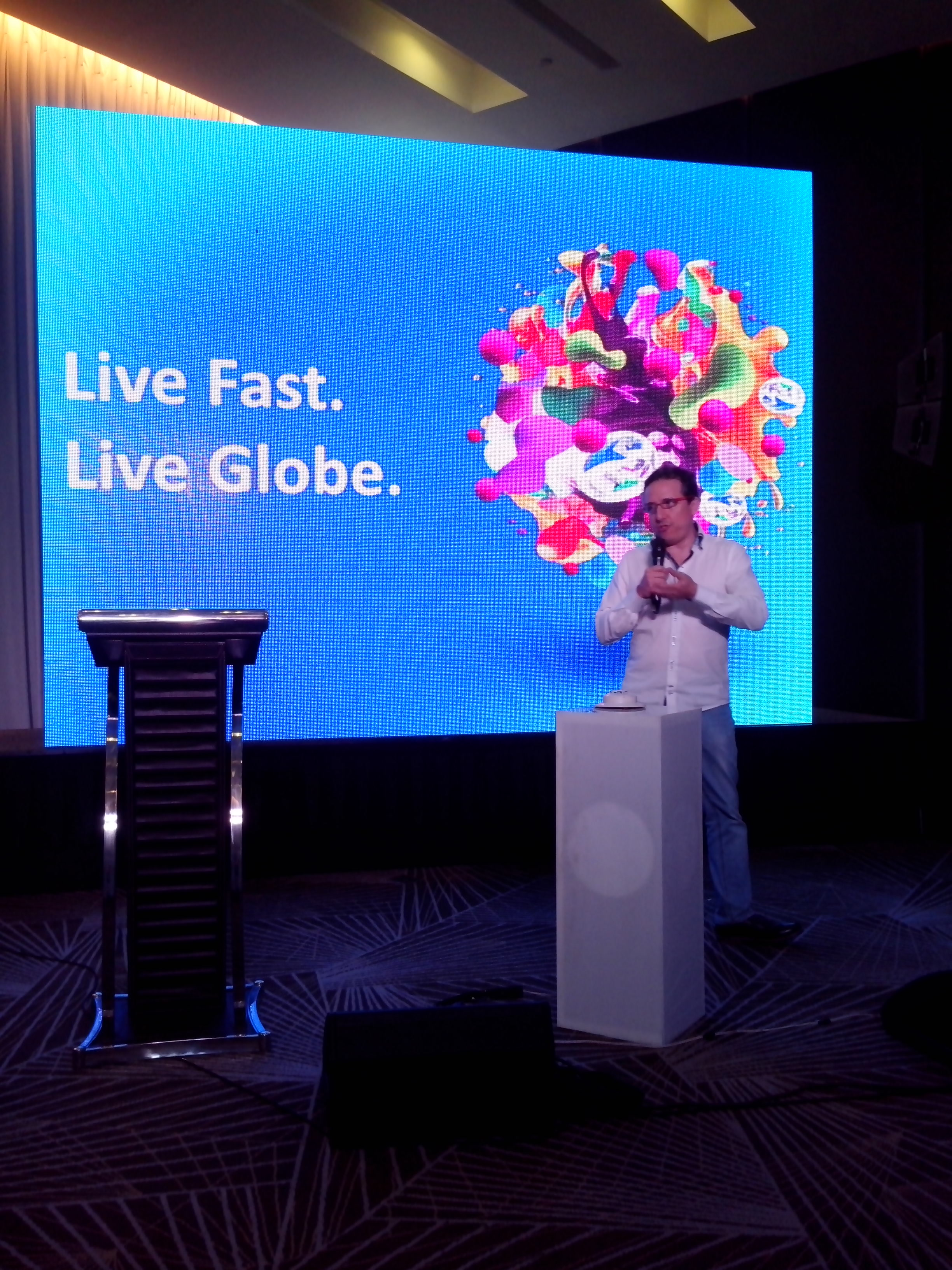 Globe Telecom: Network Now 100% 3G; Full 4G Coverage In 90 Days