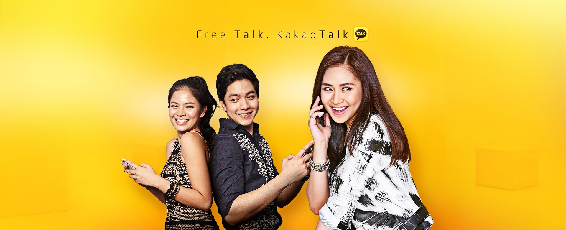 Private & Secure, KakaoTalk Gives Users Peace of Mind