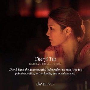 Denovo Diaries: Cheryl Tiu Global Collection