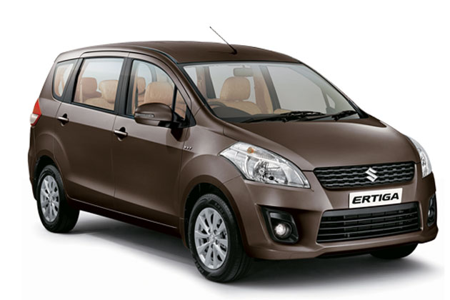 Suzuki Enters Family Car Market With 7-seater Ertiga