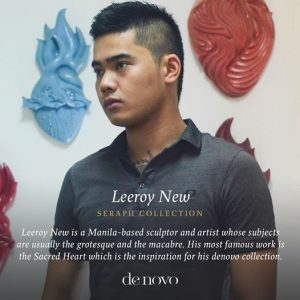 Denovo Diaries: Leeroy New Seraph Collection