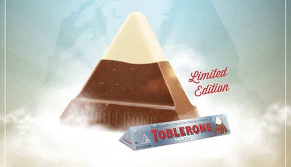 Toblerone Brings SnowTop to Manila Taste and Experience Snow with this New Treat!