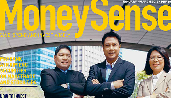 MoneySense 1st Quarter 2015 Issue Featured Image