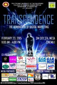 Transcendence: The Domination of Digital Marketing Post