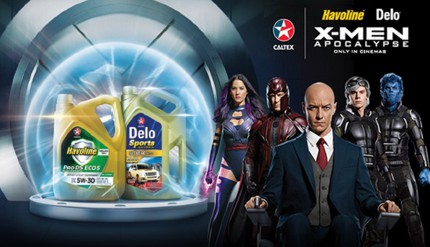 Caltex_Release the Power of X_photo1