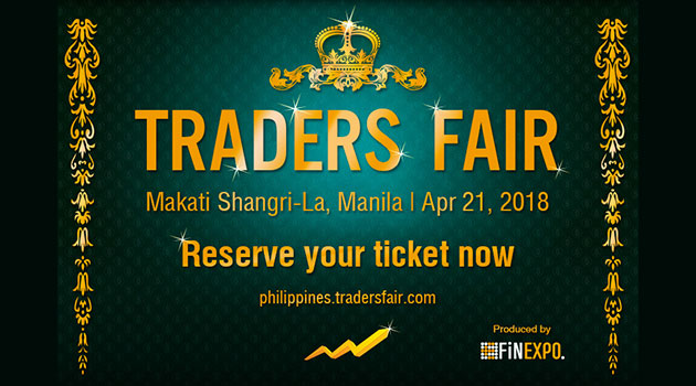 Traders Fair & Gala Night in Manila by FINEXPO April 21 Makati Shangri-la