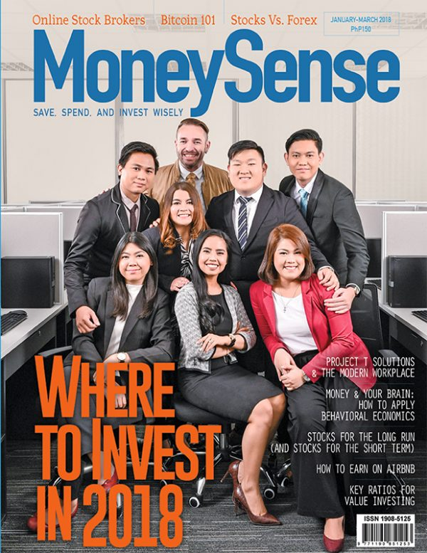 MoneySense 1st Quarter 2018 Investing Issue