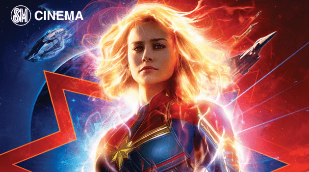 SM Cinema Takes the Captain Marvel Launch to the Sky This February
