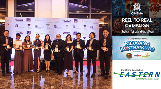 ComCo Southeast Asia sweeps 10 honors for impactful campaigns at the 54th Anvil Awards!