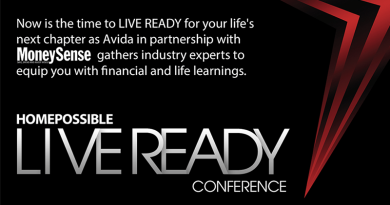 Avida HOMEPOSSIBLE: Live Ready Conference