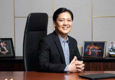 MoneySense Q2 2019 Features Benedict Sison Sun Life Financial Philippines CEO