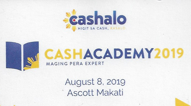 Cashalo Launches Cash Academy - a National Financial Literacy Program for all Filipinos