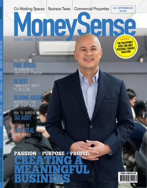MoneySense 3rd Qtr 2019 Issue – The Pivots of Kalibrr CEO Paul Rivera