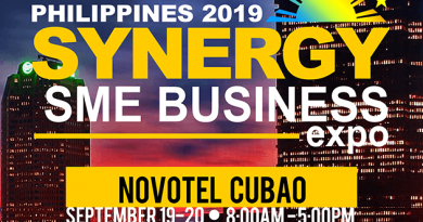 Synergy SME Business Expo poster
