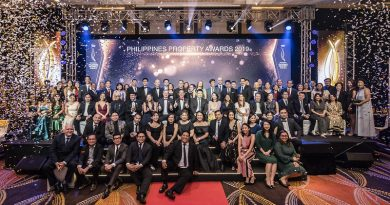 8th Annual PropertyGuru Philippines Property Awards 2020 gala event