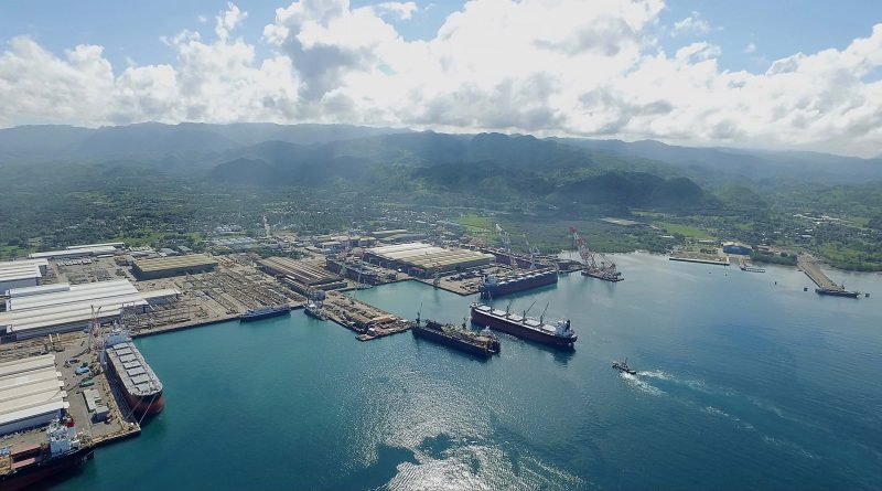 Playing a vital role in Balamban's economy, West Cebu Industrial Park is a 283-hectare industrial zone developed for shipbuilding and allied activities.