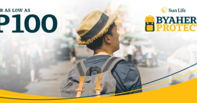 Sun Life launches byahero protect