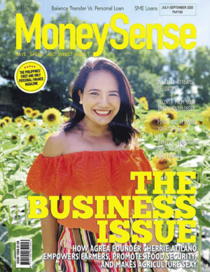 MoneySense Q3 2020 Business Issue Cover