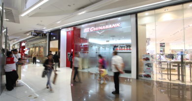 China Bank Mall Branch