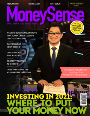 MoneySense Q1 2021 Investing Issue