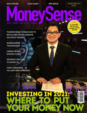 MoneySense Q1 2021 Investing Issue Cover