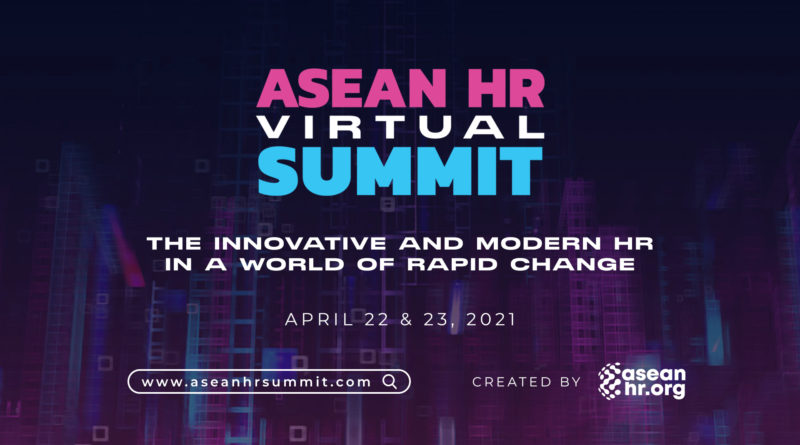 AsianHR Virtual Summit Banner